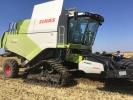 """ЗАВОД """"КЛААС"""": В Краснодаре прошли успешные испытания комбайна TUCANO 580 для уборки риса"""