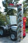 фото Машина для контурной обрезки кроны деревьев