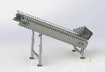 Транспортер ленточный наклонный ТЛН-2020