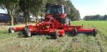 Широкозахватный измельчитель, мульчер пожнивных остатков кукурузы, подсолнечника CUNEO- 920 (9.2 м)