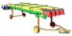 Переборочный стол 1000х6000 с мешкозатарочным устройством