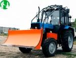 фото Комплект защитного ограждения трактора
